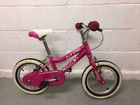 Cuda Blox Pink Girls Bike (Suits 3-6 Years)