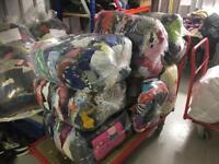 Second hand clothes Mix Adults Childres UK Market Brands