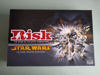 Limited Edition Star Wars Risk Board game