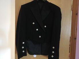 Kilt jackets with waistcoats