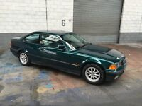 Bmw e36 3 series coupe classic low miles 318is