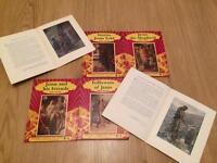 Vintage bible story books