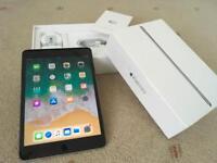 Ipad Mini 4 - Wifi/Cellular - 128Gb - Immaculate Condition