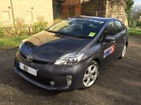 2013/63 TOYOTA PRUIS HYBRID T SPIRIT VERY LOW MILEAGE FULLY LOADED