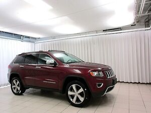 2016 Jeep Grand Cherokee WOW! WHAT MORE DO YOU NEED!? 4X4 LIMITE