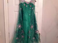 Disney FROZEN Anna Dress Age 9-10yrs ***Excellent Condition***
