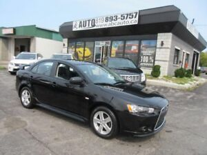 2014 Mitsubishi Lancer GT Manual, Leather & Heated Seats, Premiu