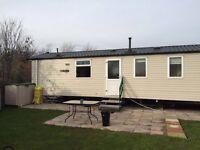 Family Owned 3 Bedroom Caravan to Rent @ Newton Hall Caravan Park