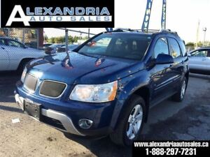 2008 Pontiac Torrent FWD SUNROOF SAFETY & E TEST