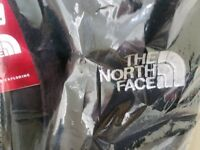 The North Face men tracksuit size XXL grey color