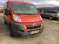 Citroen Relay box van