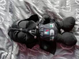 Star Wars Dark vadar plush Teddy