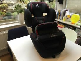 Kiddy Phoenixfix Pro2 Group 1 car seat (sports line model) in great condition,