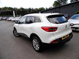 Renault KADJAR DYNAMIQUE NAV DCI (white) 2016-06-24
