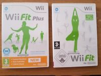 Nintendo Wii fit games