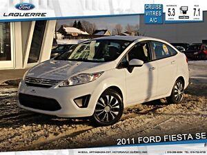 2011 Ford Fiesta **SE*5 VITESSES*CRUISE*A/C**