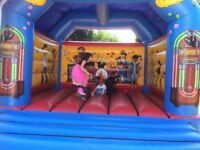 14/14 profession bouncy castle, heavy duty