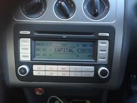 VW Touran, Golf, Passat, Caddy Stereo Radio and CD player