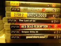 Ps3 game bundle 18 of