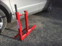 ABBA Motorbike stand for sale. Brand new,never been used.