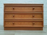 G plan Chest Of Drawers (DELIVERY AVAILABLE FOR THIS ITEM OF FURNITURE)