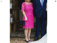 GINA BACCONI MOTHER OF THE BRIDE DRESS, HAT, SHOES, BAG ETC