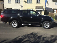 Mitsubishi L200 Barbarian Pick up Auto