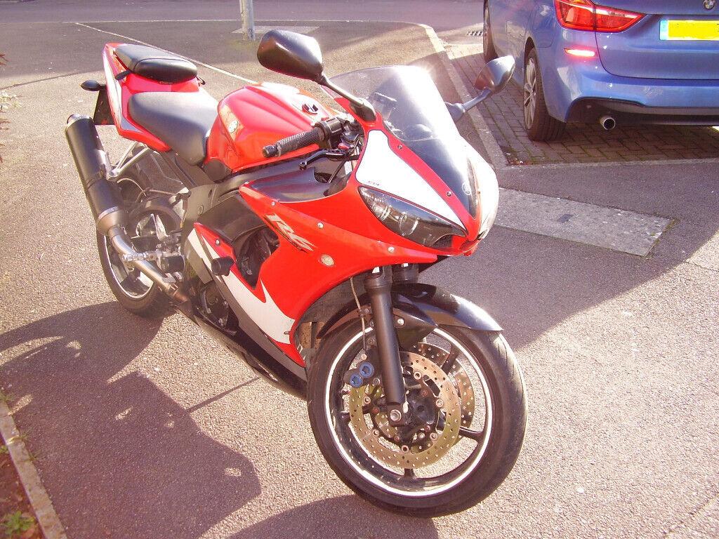 Yamaha R6 2004 Yzf R6 Cheaper Than Honda Cbr 600 Rr Gsxr 600 Zx6r R1 Cbr600rr In Swindon Wiltshire Gumtree