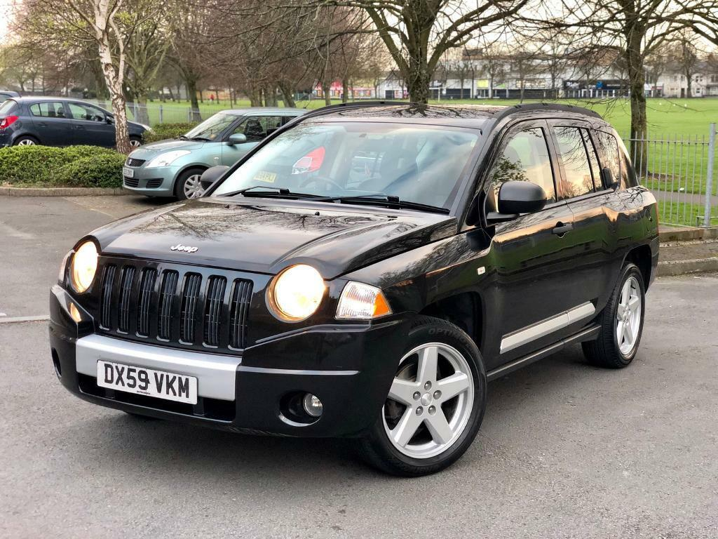 manual jeep compass 2010