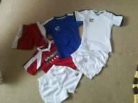 2-3 year old boys football clothing