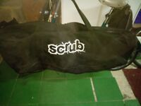 Scrub mountain terrain board bag Huge camping etc