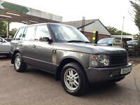 Land Rover Range Rover 3.0 Td6 VOGUE 4dr Auto (grey) 2004