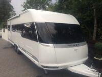 Hobby premium 720 caravan