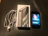 Apple iPhone 4s (16GB) with Original Box and Charger