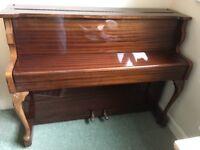 Zender upright piano