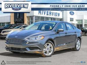 2018 Ford Fusion SE175 BI-WEEKLY @ 1.9% 72 Months!!!