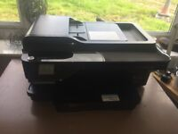 HP 7610 A3 printer/copier/scanner - really good condition. Must go because of move.