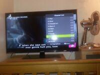 """BLAUPUNKT 42"""" LED TV **MINT CONDITION**"""