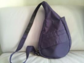 Cross Body Bag by HealthyBackBag - as new