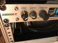 Korg AM8000R Multi effect processor