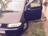 2000 Volkswagen Sharan 1.9 tdi Swap left hand drive lhd