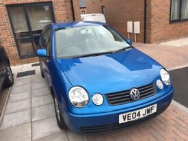 Great Condition 2004 Volkswagen Polo 1.4 Petrol need gone asap £1000ono