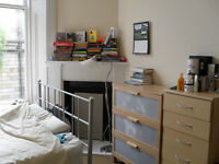 Lovely Large room in Spacious, Bright flat - Amazing location in West End -Available from today(4th)