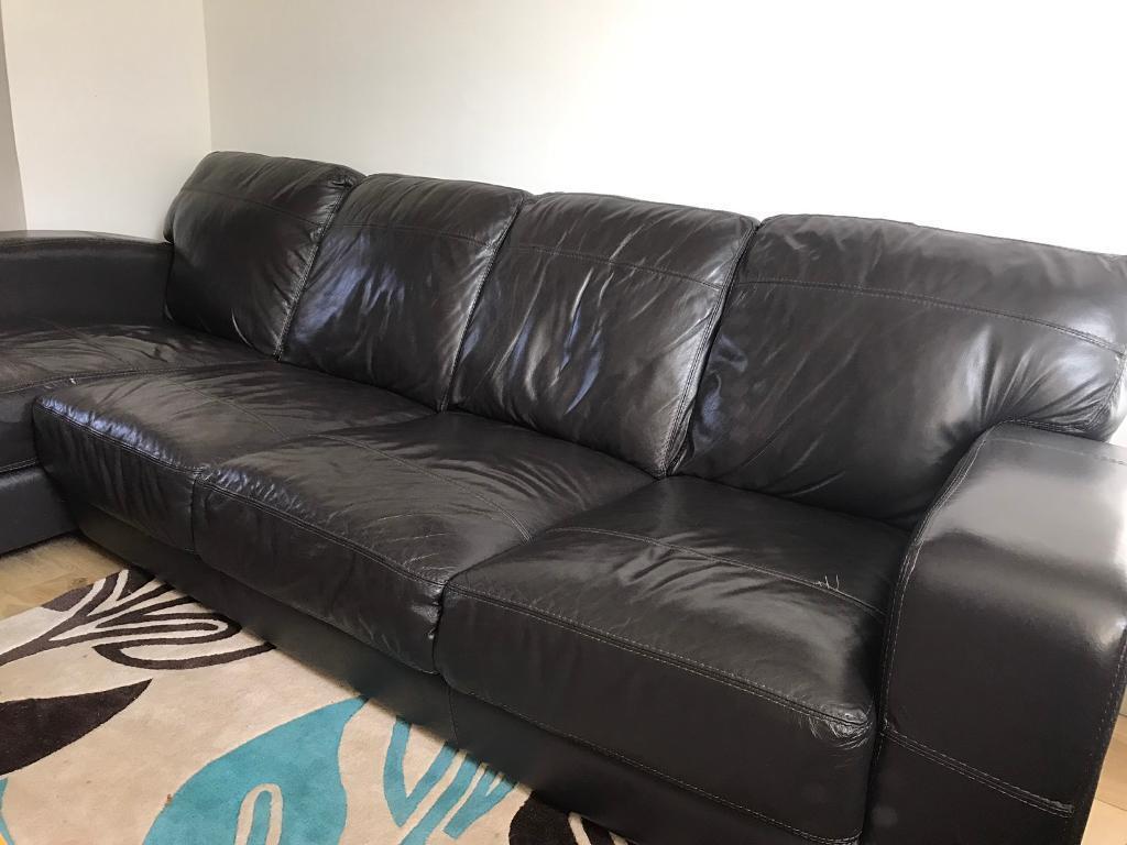 Sofa 4 Seater Leather - Sofa Ideas