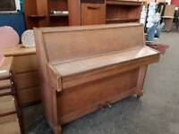 Rogers Pianoforte. On Castors. Delivery Available