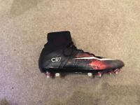 Rare Size 7.5 authentic cr7 superflys, purchase or swaps for yeezys