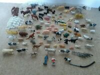 Britains & F G Taylor Farm Toys, Figures, Animal & Equipments 1:32 scale 1950s -1980s for sale  York, North Yorkshire
