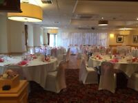 Wedding chair Cover hire from £1.25