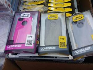 Otter Box Defender & Commuter cases, all are OEM NEW