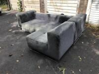 Lovely L shape sofa